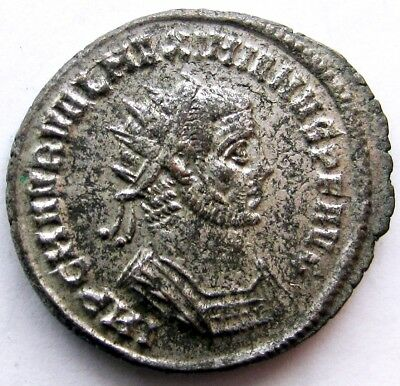 Maximianus_first reign_286 - 305 AD_silvered AE Antoninianus