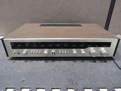 Vintage Rotel RX-802 Stereo Receiver Power Tested