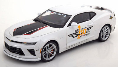 1:18 Ertl/Auto World Chevrolet Camaro SS Indy Pace car 2017