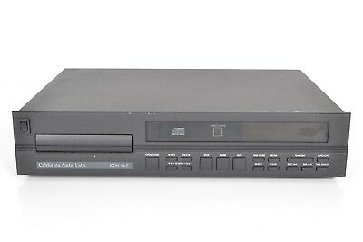 California Audio Labs Icon mkII Compact Disc CD Player - Audiophile -Made in USA