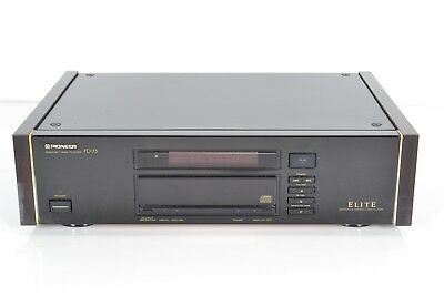Pioneer Elite PD-73 Reference Compact Disc CD Player - Audiophile -Made in Japan