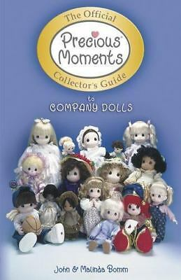Official Precious Moments Collector's Guide to Company Dolls NEW