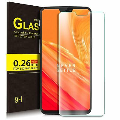 Genuine Tempered Glass LCD Screen Protector Film Guard for OnePlus 6