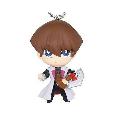 KAIBA Yu-Gi-Oh Mini Deformed Figure / Keychain Tomy / Takara Arts Japan NEW