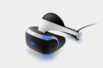 Sony 3001560 PlayStation VR Headset (PS4)