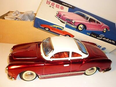 VW KARMANN GHIA 1955 Typ14 mit OVP FRICTION MF 743 / 1. VERSION / MADE IN CHINA