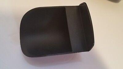 Tupperware NEW 5 -Round FLOUR, Sugar Canister ROCKER SCOOP SCOOPS Cosmos Black