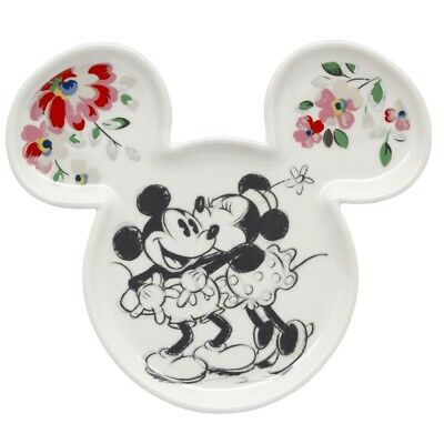 Cath Kidston Disney Mickey And Minnie Mouse trinklet tray RARE