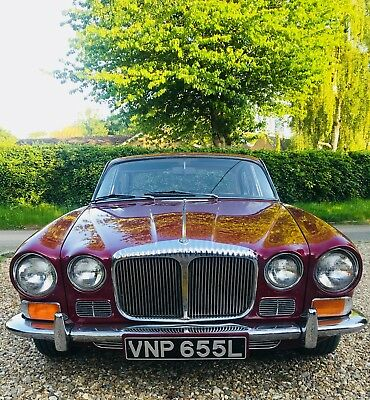 Daimler Sovereign 4.2 XJ6 Series 1