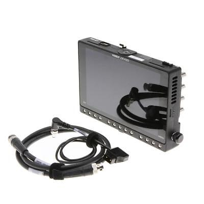 """Video Devices PIX-E7 7"""" IPS Full HD Touchscreen LCD Video Monitor - SKU#997054"""
