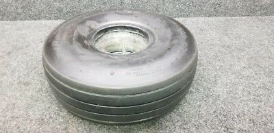 30844 Air Hawk 6.00-6 Tire and Tube (BF)