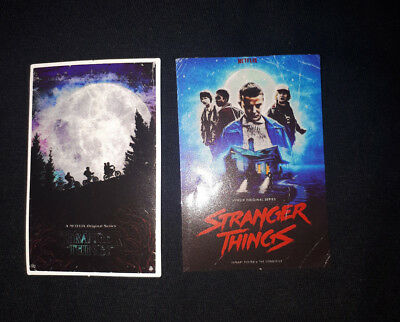 "Sticker-Autocollant  ""Stranger Things"""