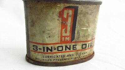 vintage 3 in 1 oil can