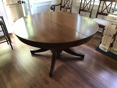 Antique Dining Set, Walnut