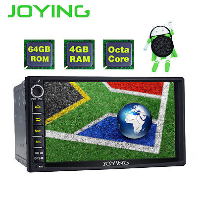 "JOYING 7"" Android 8.0 Car Stereo Radio GPS Navigation System Octa-Core 4GB+64GB"