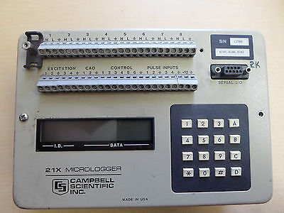 Campbell Scientific Inc. Micrologger 21x
