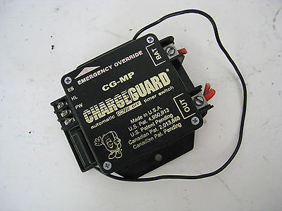 CHARGEGUARD Havis CG-MP Automatic Timer Switch - Wires Cut