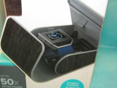 myCharge PowerGearSport Wearables Charging Case Grey
