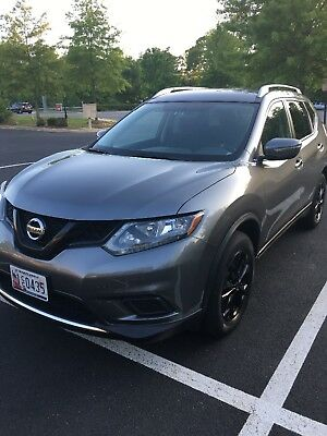 2015 Nissan Rogue AWD 4 dr SV 2015 Nissan Rogue AWD SV *SINGLE-OWNER**CAMERA**AWD** BLACK WHEELS**BLUETOOTH**