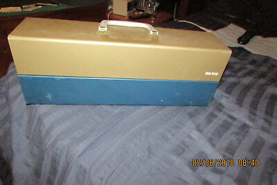 Vintage Smith-Victor lighting case only !!
