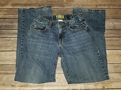 Used Boys Old Navy Jeans Size 12 Slim Boot Cut