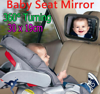Baby Child Car Seat Mirror Inside Safety Rear Back View Ward Facing Care AU