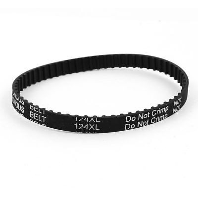 H● Table Saw Timing Belt 62 Teeth 9.5mm Width 5.08mm Pitch 124XL 037
