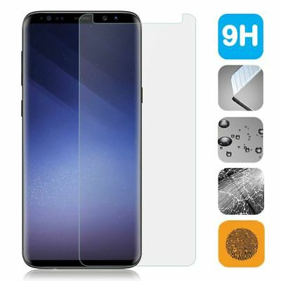 New Tempered Glass Screen Protector HD Clear Film For Samsung Galaxy S9 Plus