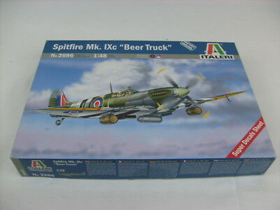 Italeri 2696 1:48 Spitfire Mk IXC Beer Truck Decals for 5 Versions OVP Modellbau