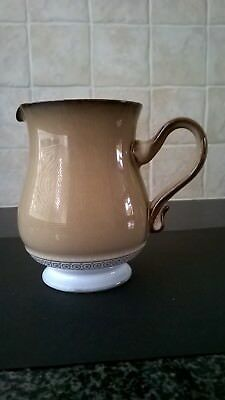 Denby Pottery Milk Jug Creamer Jug SEVILLE Range Table Ware Perfect Condition