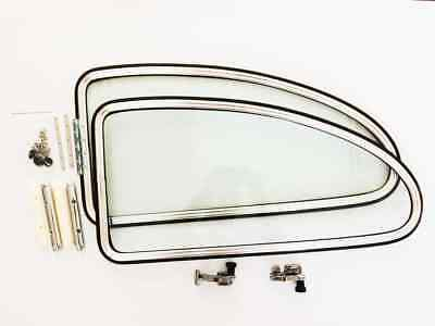VW aircooled Beetle Rear Popout Windows 50-64 Pop out  type1 t1 Bug 113898400A