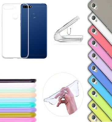 Cases, Covers & Skins Cell Phone Accessories Custodia Cover Case Tpu Bolle Colorate Per Huawei Y6 2018