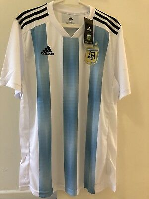 Argentina 2018 FIFA World Cup Home Jersey - Size XL