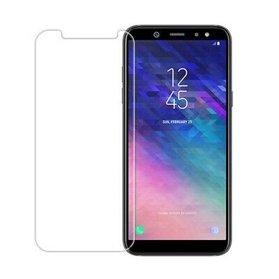 Tempered Glass For Samsung Galaxy J4 J6 J8 A5 A7 2018 Screen Protector Film Lot