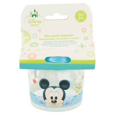 DISPENSADOR DE LECHE EN POLVO Mickey Mouse PAINT POT