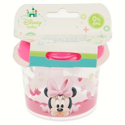 DISPENSADOR DE LECHE EN POLVO Minnie Mouse PAINT POT