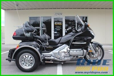 Honda Gold Wing®  2003 Honda Gold Wing ABS GL1800 VOAYGER TRIKE KIT GOLDWING TRIKE CHEAP ABS LOW