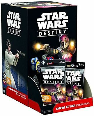 Star Wars Destiny: Empire at War Booster Pack Display (36) New