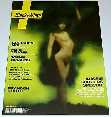 NOT ONLY BLACK AND WHITE PHOTOGRAPHY MAGAZINE 85 Sexy Pinup Model Book Art Photo