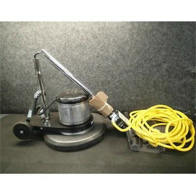 """Sanitaire SC6030D Commercial CAST 17"""" Rotary Floor Machine, 1.5 HP Dual-Speed*"""