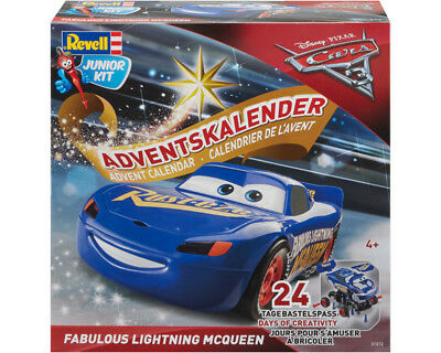 REVELL 01012 Cars 3 Adventskalender