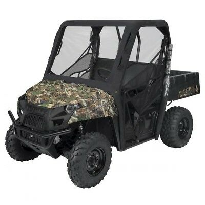 UTV REAR WINDOW POL BLK RANGER 02-08 PART# 78657 NEW CLASSIC ACC