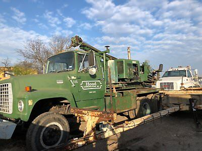 1978 Ford Other Pickups  TEXOMA PRESSURE DIGGER AND TRUCK