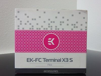 Ek-Fc-Terminal-X3-S-Pl  As Is