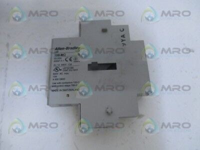Allen Bradley 100-Sa11 Ser. B Auxiliary Contact *used*