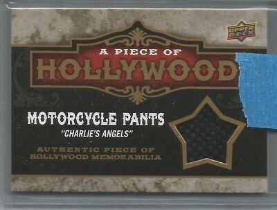 2009 UD A Piece of Hollywood Drew Barrymore/Charlie's Angels motorbike pants