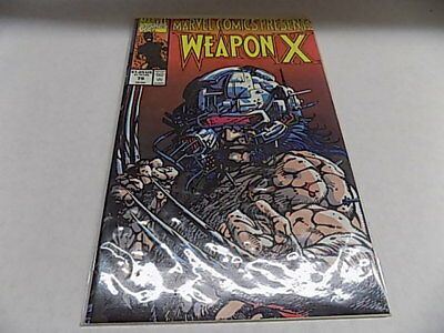 Marvel Comics Presents Weapon X #79. VF