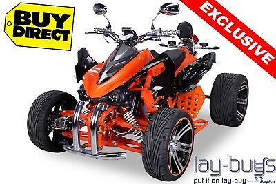 250cc ROAD LEGAL QUAD BIKE, FINANCE AVAILABLE, EASY PAY WITH LAY-BUYS, 5 SPEED!
