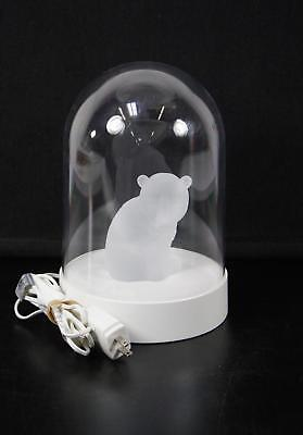 IKEA Under Dome Frosted Polar Bear Light