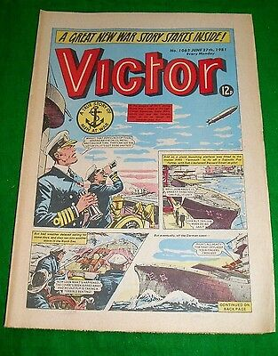 Royal Navy Hms Yarmouth Light Cruiser Squadron Ww1 Cover Story Victor Comic 1981